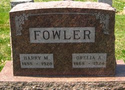 Orelia A. Relia <i>Shuck</i> Fowler