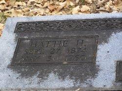 Hattie Harriet <i>Bishop</i> Baze