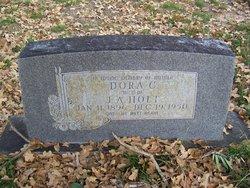 Dora C <i>Baze</i> Holt