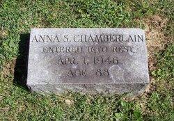 Anna Content <i>Chase</i> Chamberlain