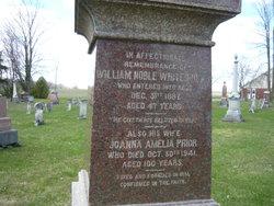 Dr William Noble Whiteside