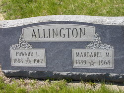 Margaret M. <i>Stenstrom</i> Allington
