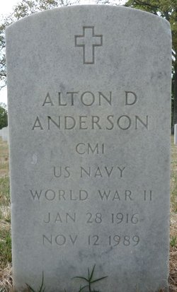 Alton D. Anderson