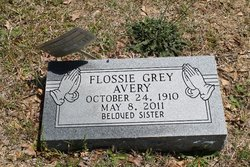 Flossie <i>Grey</i> Avery