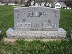 Alice E. <i>Simon</i> Allen