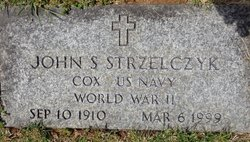 John S Strzelczyk
