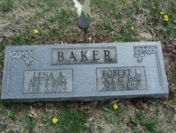 Lena A. <i>Dowell</i> Baker