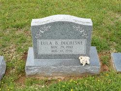 Eula <i>Bowden</i> Duchesne