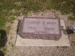 Charles R Boyd