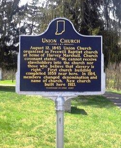 Union Flat Rock Cemetery