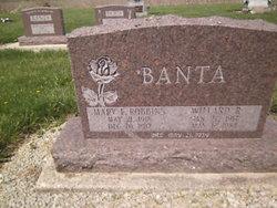 Mary Elizabeth <i>Robbins</i> Banta