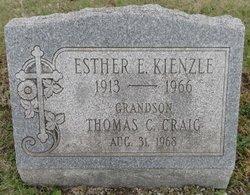 Esther E. Kienzle
