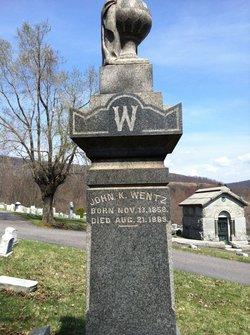 John K Wentz