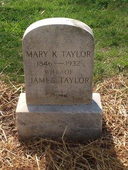 Mary K Taylor