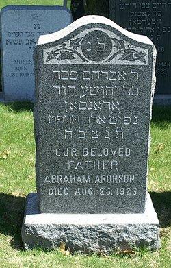 Abraham Aronson