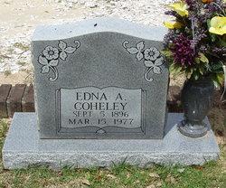 Edna <i>Eakins</i> Coheley