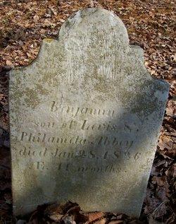 Benjamin Abbey