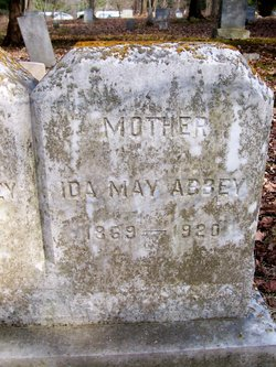 Ida May <i>Sanford</i> Abbey