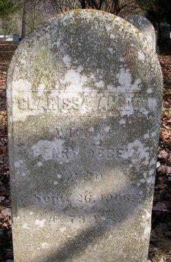 Clarissa Louise <i>Amidon</i> Abbey