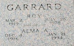 Alma A Garrard