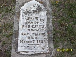 Leslie Fritz