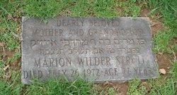 Marion <i>Wilder</i> Strull