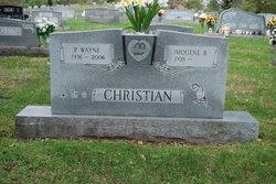 Porter Wayne Christian