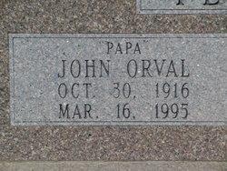 John Orval Ferrell