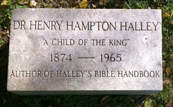 Dr Henry Hampton Halley, Sr