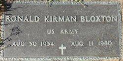 Ronald Kirman Bloxton