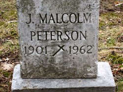 Joseph Malcolm Peterson