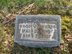 Rose M. Heater