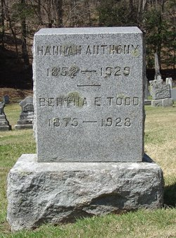 Hannah A. Anthony