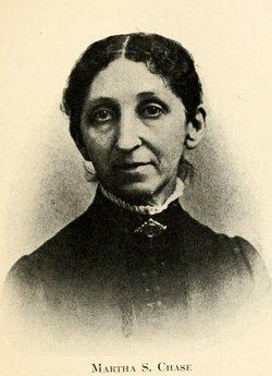 Martha <i>Starkweather</i> Chase