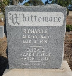 Richard Elmer Whittemore