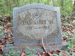 Elias Asher, Sr
