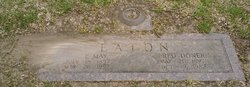 Alice May <i>Flanders</i> Eaton