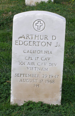 Arthur Edgerton, Jr