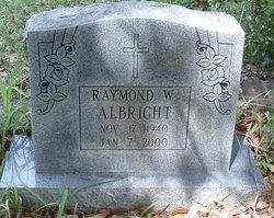 Raymond W Albright