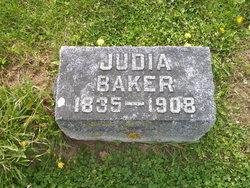 Judith Judy <i>Borger</i> Baker