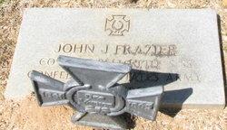 John J Frazier