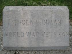 Pvt Vincent Vince Inman