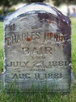 Charles Henry Bair