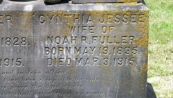 Cynthia <i>Jessee</i> Fuller