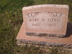 Mary <i>Tipton</i> Long