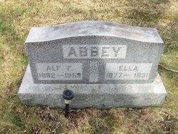 Alf F Abbey