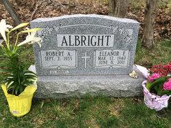 Eleanor F. <i>Weyandt</i> Albright