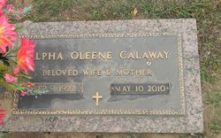 Alpha Oleene <i>Edge</i> Calaway