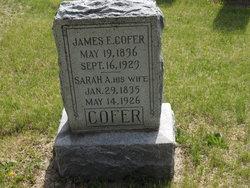 James E Cofer
