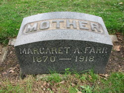 Margaret A <i>Morgan</i> Farr